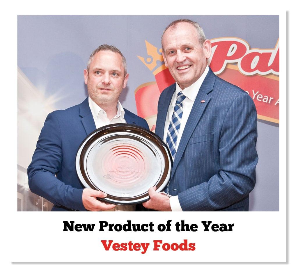Paul McKenna (Vestey Foods) & Barry Brennan (Pallas Foods)