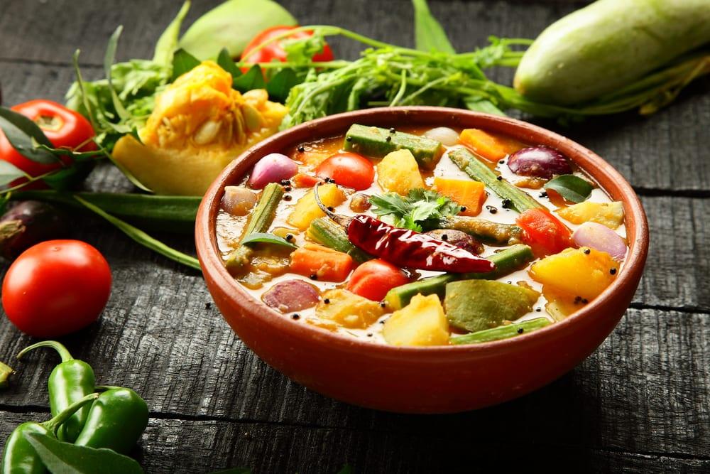 Vegetable Main